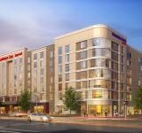 カリフォルニア州サンノゼ国際空港エリア</br>同じ建物にマリオット・インターナショナルの2つのブランドホテルがオープンしました。