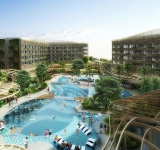 香港に Hong Kong Ocean Park Marriott Hotel が新規開業しました