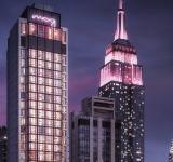 ニューヨーク州マンハッタンに Moxy NYC Chelsea が新規開業
