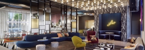 テキサス州アーリントンに Aloft Dallas Arlington Entertainment District が新規開業
