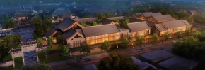 中国・曲阜市に JW Marriott Hotel Qufu が新規開業