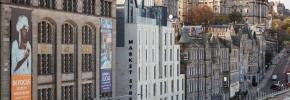 スコットランド・エディンバラに Market Street Hotel が新規開業