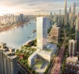 中国・上海に JW Marriott Marquis Hotel Shanghai Pudong が新規開業