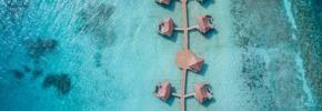 モルディブ・ラア環礁に InterContinental Maldives Maamunagau Resort が新規開業