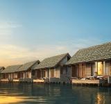 モルディブ・南マーレ環礁に SAii Lagoon Maldives, Curio Collection by Hilton が新規開業