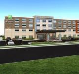 イリノイ州オヘア国際空港近郊に</br> Holiday Inn Express & Suites Chicago O'Hare Airport が新規開業
