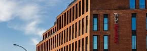 ドイツ・ハンブルクに IntercityHotel Hamburg-Barmbek が新規開業