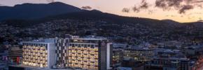 オーストラリア・ホバートに Crowne Plaza Hobart が新規開業