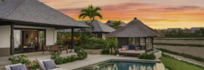 インドネシア・バリ島のジンバランに Raffles Bali が新規開業