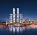 中国・重慶に InterContinental Chongqing Raffles City が新規開業