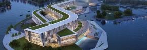中国・上海に JW Marriott Hotel Shanghai Fengxian が新規開業