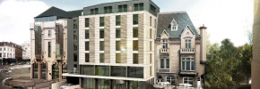 フランス・ルーアンに Radisson Blu Hotel, Rouen Centre が新規開業