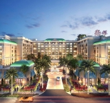カリフォルニア州アナハイムに The Westin Anaheim Resort が新規開業